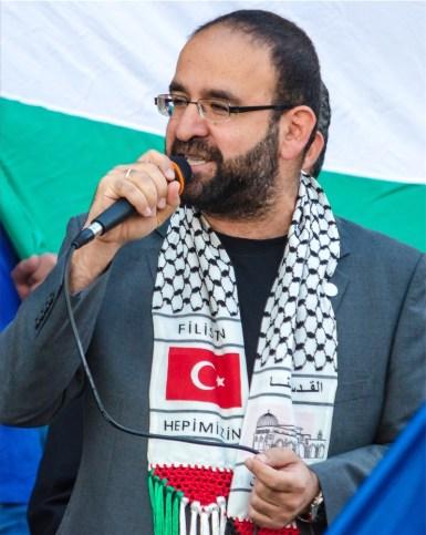 Der ehemalige Grüne Bauminister Schewdens Mehmet Kaplan. Foto Twitter