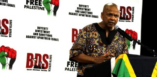 Farid Esack. Foto BDS South Africa / Facebook
