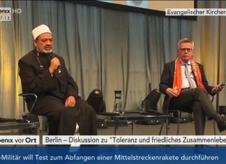 Evangelischer Kirchentag 2017 in Berlin. Foto Screenshot Youtube / Phoenix