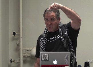 Miko Peled. Foto Screenshot Youtube / Freedom & Justice