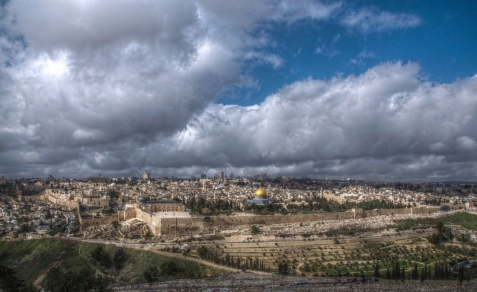 Jerusalem. Foto PD / CC0 Creative Commons