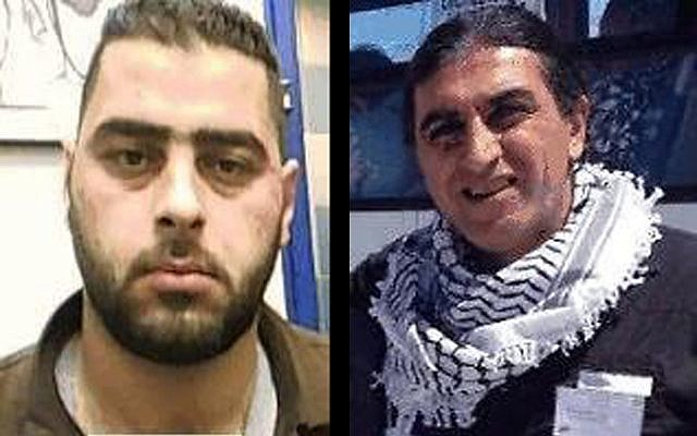 Mahmoud Makharmeh und Bakhar Makharmeh. Foto zVg