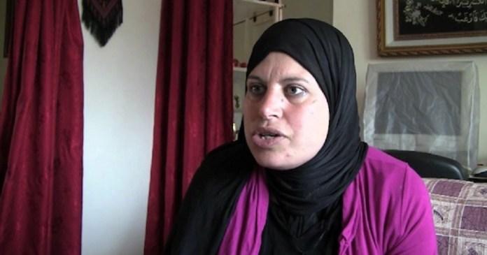 Manal Tamimi. Foto Screenshot Youtube