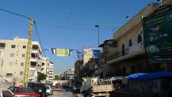 Bourj el-Barajneh. Palästinensisches Flüchtlingslager in Beirut. Foto Al Jazeera English - P1020664, CC BY-SA 2.0, https://commons.wikimedia.org/w/index.php?curid=17498818