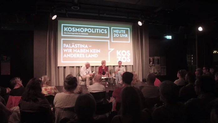Foto Screenshot Youtube / Kosmos-Kultur AG