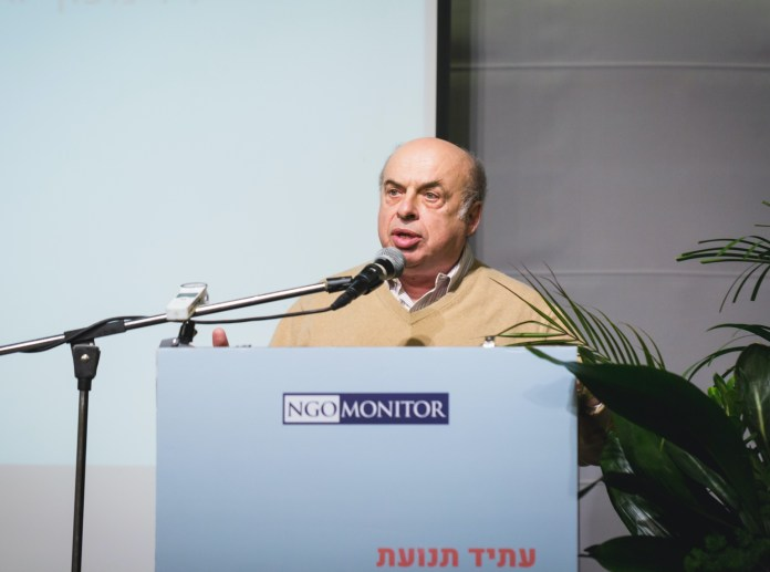 Ehemaliger Vorsitzender der Jewish Agency und Vorsitzender von ISGAP Natan Sharansky. Foto Yelena Kvetny