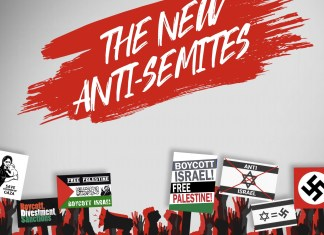 "Foto Screenshot ""The Radicalization Mechanism of the BDS Movement and the Delegitimization Campaign Against Israel"", Zachor Legal Institute, StopAntiSemitism.org"