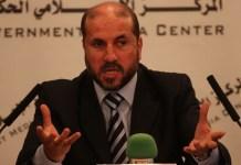 Mahmoud al-Habash, Minister für religiöse Angelegenheiten der PA. Foto Issam Rinawi/Flash90.