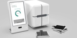 BATM's Schnelldiagnostik-Kit. Foto zVg