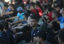 Schulungszentrum der Hamas in Gaza-Stadt am 8. Oktober 2019. Foto Majdi Fathi/TPS