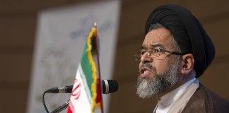Mahmoud Alavi ist ein iranischer Geistlicher, Politiker und der Minister für Geheimdienst in der Regierung von Hassan Rouhani. Foto Mostafameraji, CC BY-SA 4.0, https://commons.wikimedia.org/w/index.php?curid=60051072