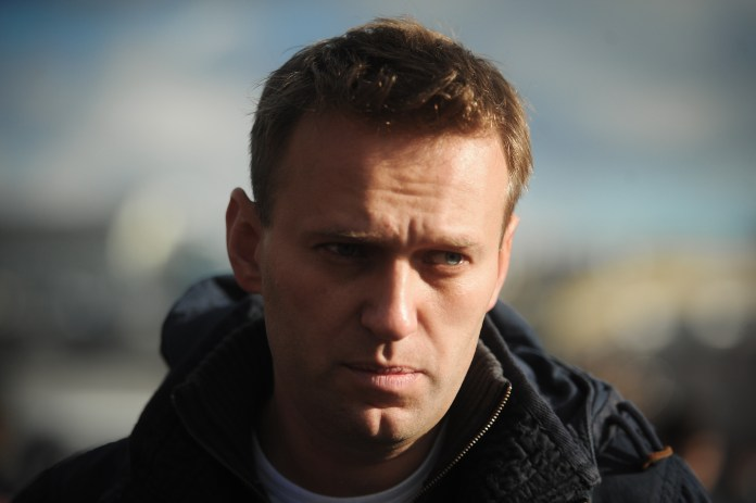 Alexey Navalny. Foto Dmitry Aleshkovskiy - https://www.flickr.com/photos/aleshru/6268649551/, CC BY-SA 2.0, https://commons.wikimedia.org/w/index.php?curid=99693856