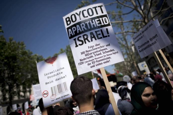 Al Quds Tag in Berlin am 1. Juni 2019. Foto IMAGO / IPON