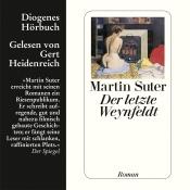 Der letzte Weynfeldt (Martin Suter)