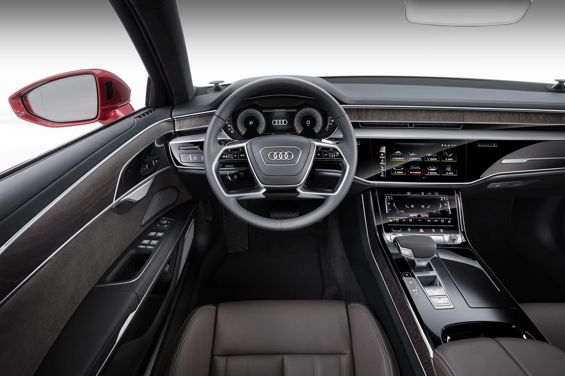 video audi a8 und audi a8 l infotainment en interieur highlights