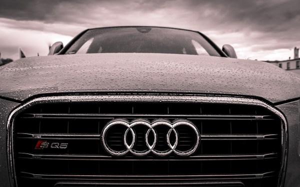 Nieuwe Audi