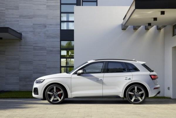 Audi Q5 model 2021