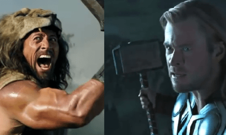 The AE Tourney of Mythological Movie Heroes, Final Four