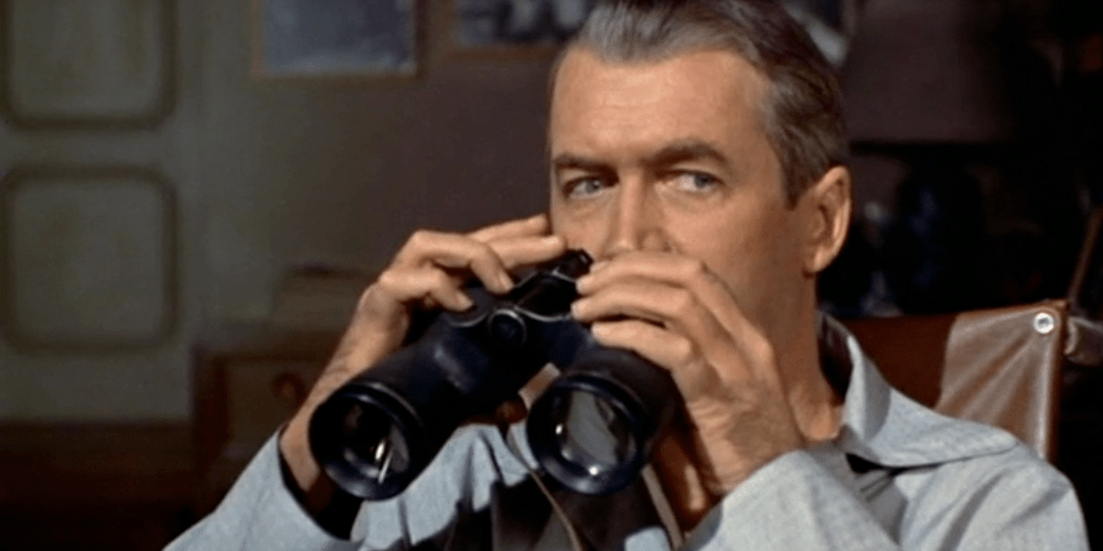 Hitchcock Flashback: Rear Window