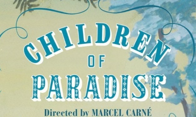 Criterion Discovery:  Children of Paradise