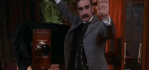 Martin Scorsese in The Age of Innocence (Columbia Pictures).