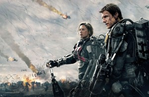 You should really watch Edge of Tomorrow