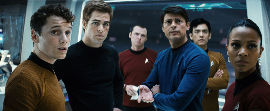 Weekly Roundup: Star Trek 3, Apocalypse, Blobs