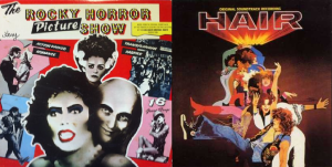 Rocky Horror Picture Show and Hair