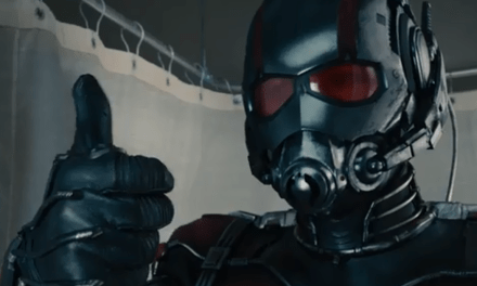 Ant-Man Trailer Is Definitely A Trailer
