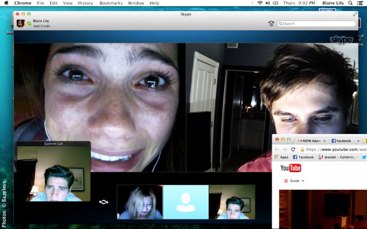 Unfriended Trailer Will Haunt Your Computer Screen