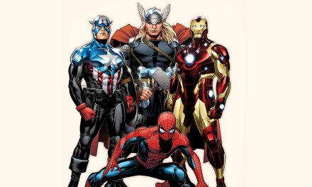 Weekly Roundup: Spidey Joins the Avengers