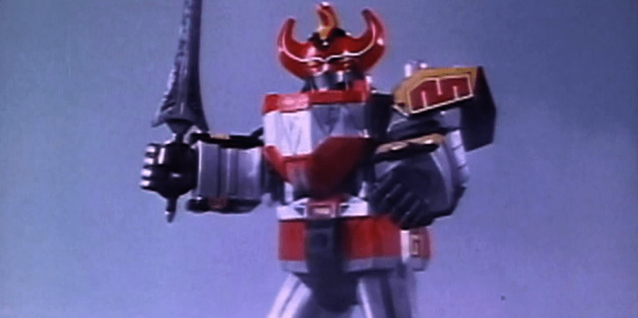 Rita's Monster-matic: Notes on Power Rangers and its Filmic Antecedents