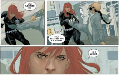 Nathan Edmondson, Phil Noto, Marvel Comics