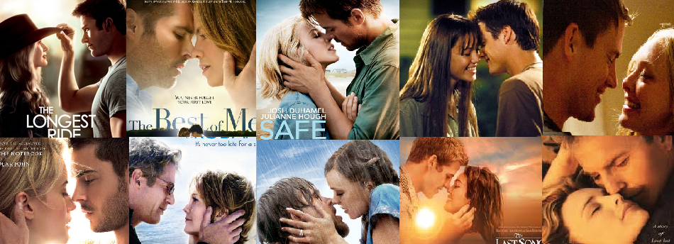 Nicholas Sparks & the Tale of the Recycled Romantic Melodramas