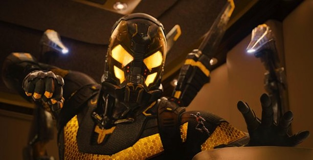Ant-Man Trailer Brings Big Action