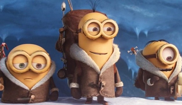 Rise of the Minions
