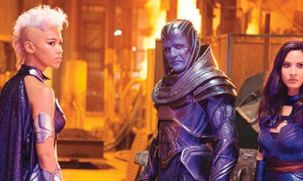 New X-Men: Apocalypse Stills