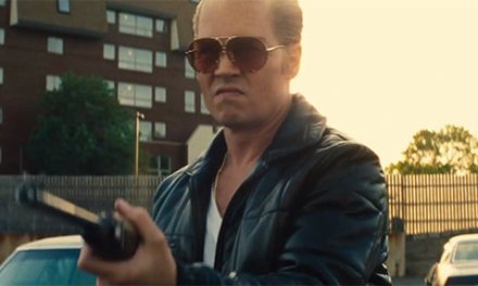 The Devil and the Saint in Black Mass