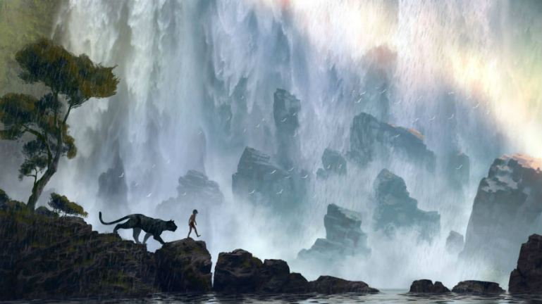 The Jungle Book Teaser Trailer Is Appropriately Minimal