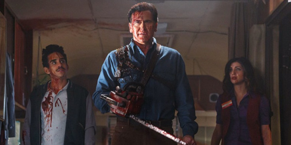 A Horror-Comedy Classic Comes to TV in Ash vs. Evil Dead