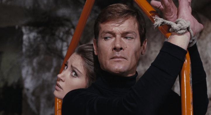 Who Played James Bond Best: Roger Moore