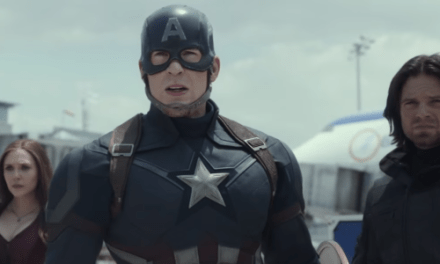 Captain America: Civil War Official Trailer and Posters