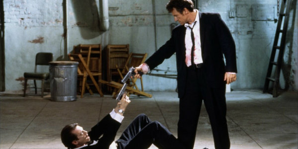 Reservoir Dogs is Quentin Tarantino's Personal Best