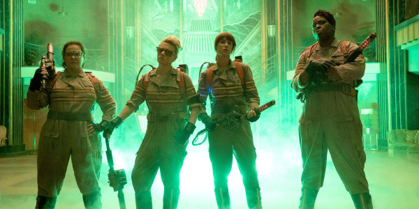 Weekly Roundup: New Ghostbusters Gets Official Posters