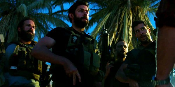 13 Hours Shows the Best of Bay, Which Isn't Horrible