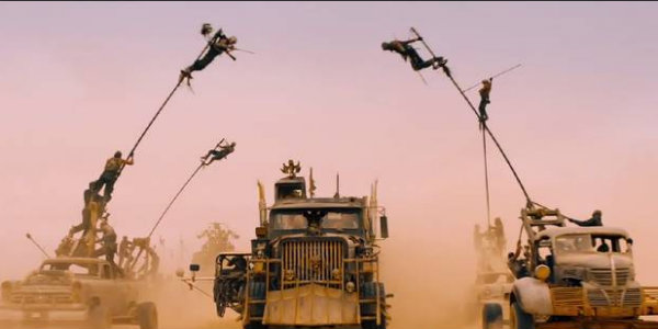 Mad Max: Fury Road, Warner Bros. Pictures