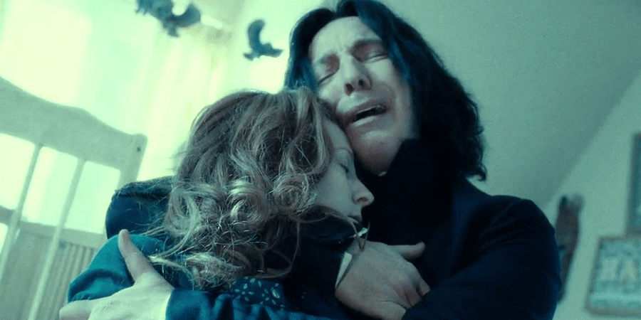 It's an Ancient Need to Be Told Stories: Remembering Alan Rickman