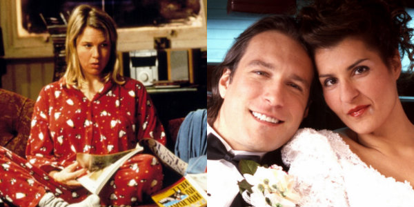 Bridget Jones's Diary vs. My Big Fat Greek Wedding
