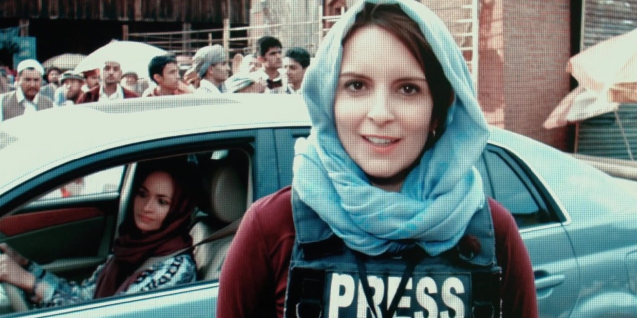 Whiskey Tango Foxtrot is a Pleasant Surprise