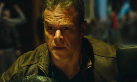 Jason Bourne Is Proficient But Inessential